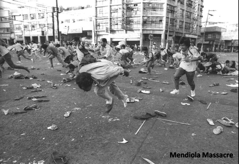 Mendiola Massacre