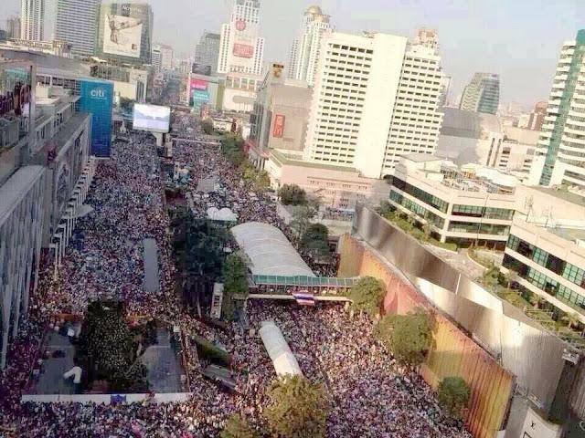 Bangkok lockout