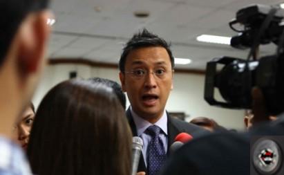 Ang Kongresman ng Distrito Dos ng Marikina