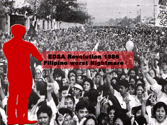 EDSA Revolution worst nightmare
