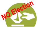 no election